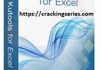 Kutools For Excel 25.00 Crack